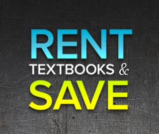 Rent textbooks and save. Click to rent textbooks.